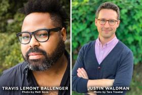 Travis LeMont Ballenger Joins Justin Waldman As Associate Artistic Director Of The Old Globe