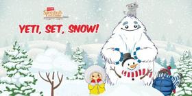 City Parks Foundation Swedish Cottage Marionette Theatre Presents YETI, SET, SNOW!