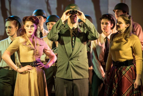 1950's Sci-Fi Musical Comedy IT CAME FROM BEYOND Opens Tonight