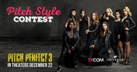 Fashionista Alert: Universal's PITCH PERFECT 3 Features Online Fashion Contest
