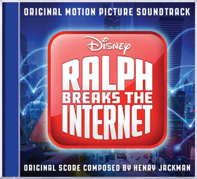 Walt Disney Records to Release the RALPH BREAKS THE INTERNET Soundtrack