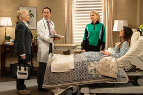 Scoop: Coming Up on a New Episode of MURPHY BROWN on CBS - Today, November 15, 2018