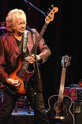 The Moody Blues' John Lodge Set For 'Rock & Romance' Cruise, Plus The Royal Affair Tour With Yes