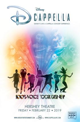Disney's D'Cappella to Visit Hershey Theatre
