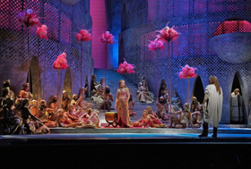 BWW Review: Met Opera Season Opens with New SAMSON ET DALILA, in Crazy, Rich Philistine Style