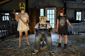 BWW Review: BLACK DOG Battles Abusers in South Austin, TX