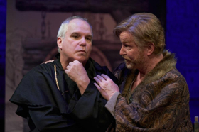 BWW Review: Upstream Hosts A Merry Debate in WITTENBERG
