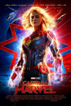 Review Roundup: Did CAPTAIN MARVEL Send Critics Out of the World?