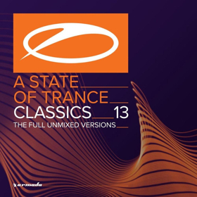 Armin van Buuren Releases New Compilation Album, A STATE OF TRANCE CLASSICS, VOL. 13