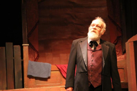 BWW Review: Pollard Theatre Brings A TERRITORIAL CHRISTMAS CAROL Back for 30th Year