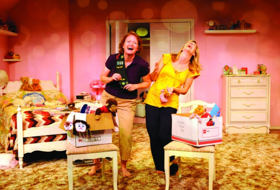 BWW Review: THE SECRET COMEDY OF WOMEN ~ Gehring And Klein Shine!