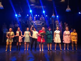 BWW Review: MADE IN DAGENHAM at Kulturama