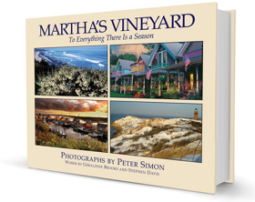 Photographer Peter Simon Brings Unique Perspective to Martha's Vineyard with New Book