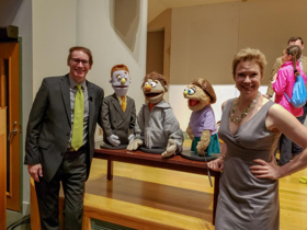 Rick Lyon's AVENUE Q Puppets Join Permanent Collection At Smithsonian Institute