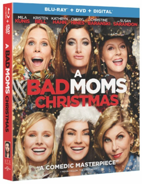 Kristen Bell & More Star in A BAD MOMS CHRISTMAS, Coming to Digital, Blu-ray & DVD