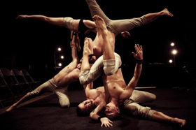 Masters Of Contemporary Circus To Headline The Underbelly Festival Southbank With A SIMPLE SPACE