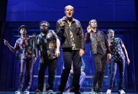 GETTIN' THE BAND BACK TOGETHER Sets September Closing on Broadway