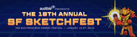 Lineup Announced for the 18th Annual San Francisco Comedy Festival