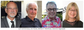 Ed Verreaux, William F. Matthews & James Fiorito to Be Honored at ADG Awards