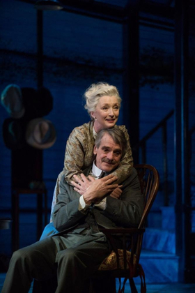 Review Roundup: A LONG DAY'S JOURNEY INTO NIGHT, with Jeremy Irons & Lesley Manville