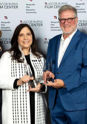 Jacob Burns Film Center's Annual Gala Honors Award Winning Producer Dori Berinstein