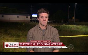 jeff clor to anchor tonight s cbs evening news from sutherland tx