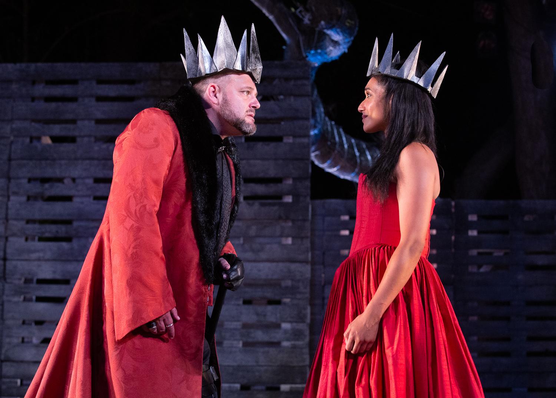 BWW Review: Alan Committie Steals The Crown and Spotlight in Maynardville's RICHARD III