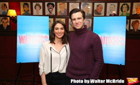 Sara Bareilles and Gavin Creel Play Final Performance in WAITRESS Today