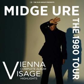 Midge Ure announces 'The 1980 Tour'