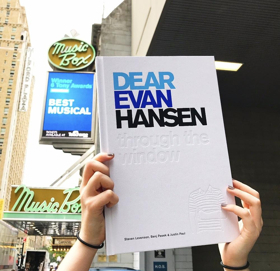 DEAR EVAN HANSEN Releases Coffee Table Book Today