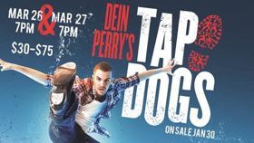 Tap Dogs, The Global Dance Sensation, Will Embark on a 2018-19 International Tour