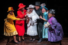 BWW Review: CROWNS Is a Rousing Gospel Musical Treat with Tons of Hattitude, at Portland Playhouse