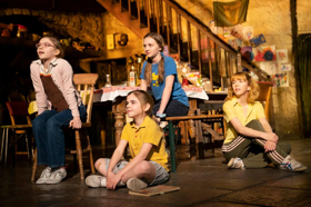 Exclusive Podcast: LITTLE KNOWN FACTS with Ilana Levine and the Kids of THE FERRYMAN