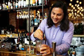 Master Mixologist: Rael Petit-Beverage Director of THE WILLIAMSBURG HOTEL