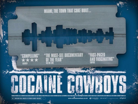 Miami New Drama to Create Theatrical Adaptation of Famed COCAINE COWBOYS Documentary