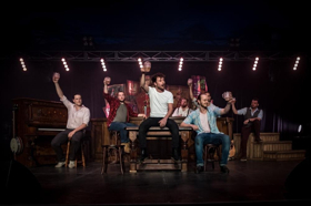 BWW Review: Wildly Entertaining CHOIR OF MAN Brings Joyous Romp to Durham Performing Arts Center