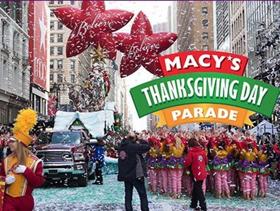 Verizon & NBC Expand Partnership for MACY'S THANKSGIVING DAY PARADE