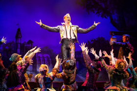 State Theatre New Jersey Presents SOMETHING ROTTEN!