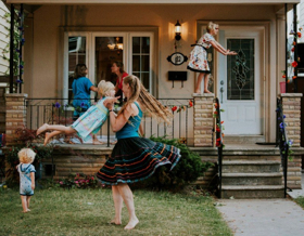 Kaeja D'Dance Presents 7th Annual Porch View Dances - Inclusive Stories Told Through Dance