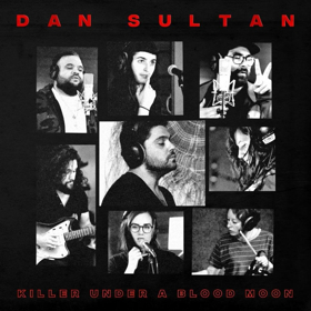 Dan Sultan Announces Collaborative EP KILLER UNDER A BLOOD MOON + DROVER Feat. Dave Le'aupepe, Out Today