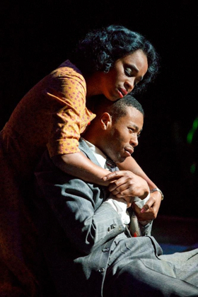 BWW Interview: PARADISE BLUE's Kristolyn Lloyd Yearns for More