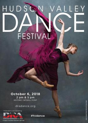 HUDSON VALLEY DANCE FESTIVAL Returns This Fall