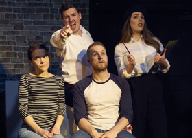 BWW Review: WORTH A FLUTTER, The Hope Theatre