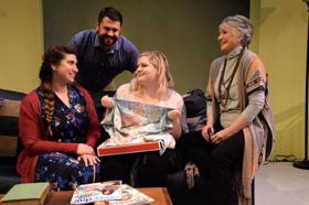 Theatre Artists Studio Presents David Lindsay-Abaire's RABBIT HOLE