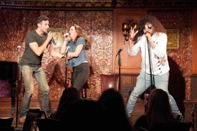 Broadway Meets Sketch Comedy with SHIZ at 54 Below