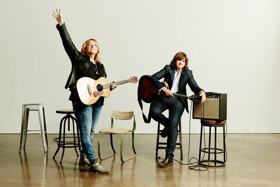 The Indigo Girls Will Perform With Newton's New Philharmonia Orchestra At Boston's Symphony Hall March 18