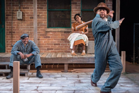 BWW Review: Portland Playhouse Combines Award-Winning Director, Stellar Cast for Outstanding FENCES