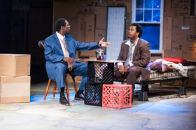 BWW Review: Outstanding Acting Propels WSC Avant Bard's TOPDOG/UNDERDOG