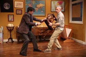 LONELY PLANET, Starring Arnie Burton & Matt McGrath, Enters Final Weeks Off-Broadway