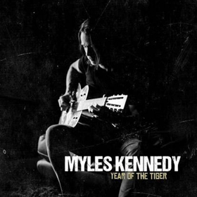 Myles Kennedy To Release Debut Solo Album  'Year Of The Tiger'